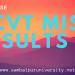 NCVT MIS Results