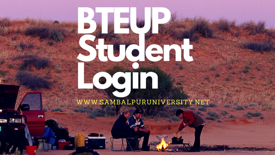 BTEUP Student Login 2020 Updates Check {Login Quickly}