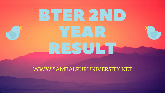 bter 2nd year result