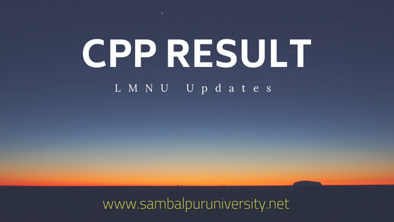 CPP Result