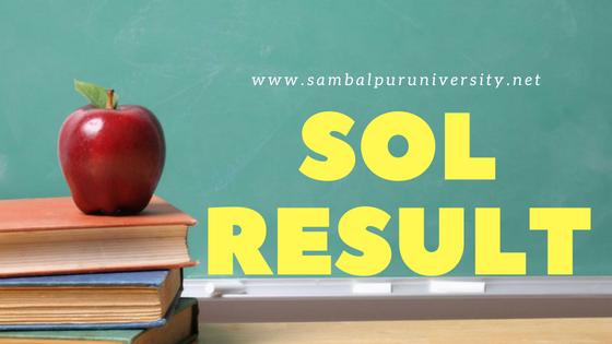 sol result