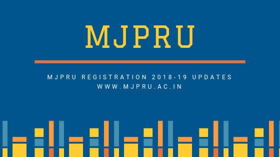 MJPRU Registration