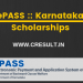 KARePass Karnataka Scholarships 2018-2019 All Updates