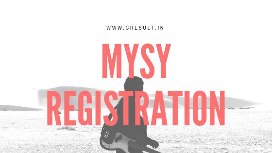 MYSY Registration
