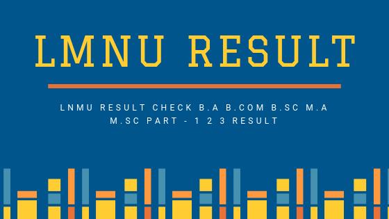 LMNU result