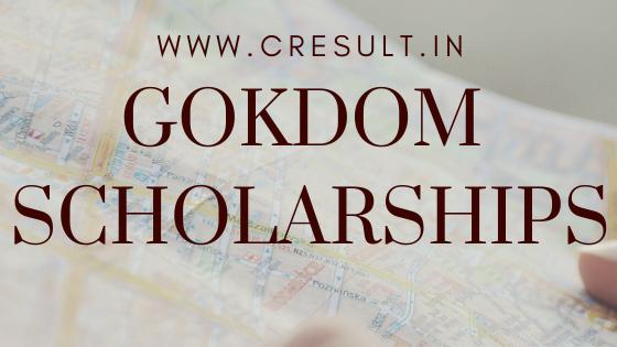 Gokdom Scholarships